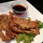 Japanese Style Soft Shell Crabs and Tempura Dipping Sauce