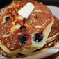 Best Ever Ricotta Blueberry Pancake Recipe