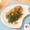 Crispy Fried Kai Lan With Fried Salted Fish & Shallots
