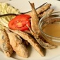 Pritong Tawilis (Fried Tawilis)