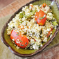Roasted Vegetable & Feta Quinoa