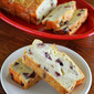 Cherry Lime-Cream Cheese Bread