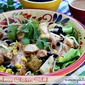 Barbecue Chicken Salad {Easy Summer Meal Idea}
