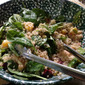 Quinoa and Spinach Citrus Salad