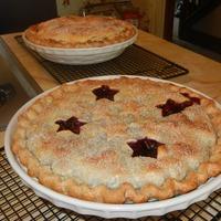 Quick and Easy Fresh Cherry Pie