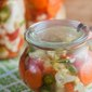 Hot Italian Giardiniera for #SundaySupper
