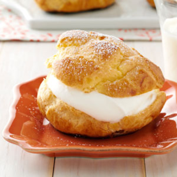 Wisconsin State Fair Cream Puffs Recipe by Robyn - CookEatShare