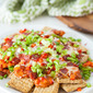 Triscuit Pizza Nachos