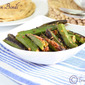 Bindi Besan Recipe| Easy Side Dishes For Rotis