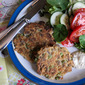 Risotto and Risotto Cakes for Credit Crunch Munch