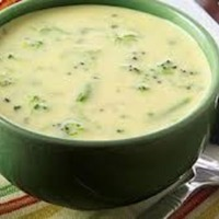 Simple Cream of Broccoli and Cauliflower Soup Recipe by Robyn ...