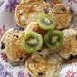 Blueberry Pancakes and Kiwis