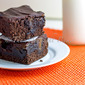 Peanut Butter Poke Brownies