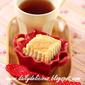 Simply daily bake: Strawberry cobbler