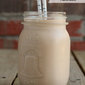 Peanut Butter Chocolate Banana Milkshake {giveaway!}
