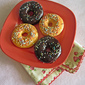 Eggless Baked Doughnuts ~ We Knead to Bake # 6