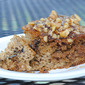 Gluten-Free Karidopita (Greek Walnut Cake)