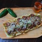 Finger Food Friday: Andouille French Bread Pizza