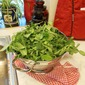 Wilted Pea Shoots, a fast stirfry!