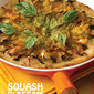 Squash Blossom Pizza in a Skillet