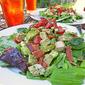 Cobb Salad with Fresh Herbs