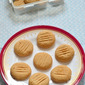 Peanut butter cookies recipes - Eggless baking
