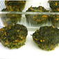 Spinach-Onion-Mushrom Muffins