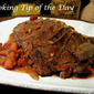 Crock Pot Italian Pot Roast