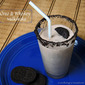 Oreo & Whiskey Milkshake