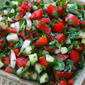 Recipe Favorites: Middle Eastern Tomato Salad (Salad Shirazi)