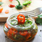 Pickled Jalapeños - A Seasonal Food Photography Challenge
