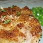 Asiago Crusted Pork Chops