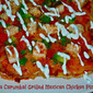 Pillsbury Grilled Pizza BlogSpark...Featuring Aye Carumba! Mexican Grilled Chicken Pizza
