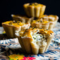 Mini Ground Beef and Cheese Pies