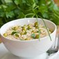 Lusciously Easy Lemon Risotto Recipe with Green Peas