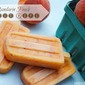 Mandarin Peach Frozen Fruit Pops Recipe