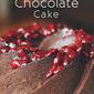 Red Wine Chocolate Cake with Cherries