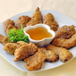 The Best Oven Fried Chicken Nuggets