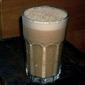 Sesame milk shake