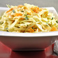 Easy Cabbage Salad with Yogurt Dressing, and more salads