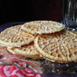 Pizzelle Italian Cookies