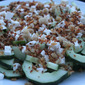 Cucumber Salad With Feta And Toasted Bread Crumbs