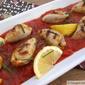 Chorizo-Crab Stuffed Calamari