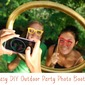 How To Create A Party Photo Booth