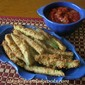 BAKED PARMESAN ZUCCHINI FRIES