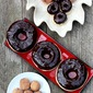 We Knead to Bake # 6: Baked Yeasted Doughnuts (Eggless)