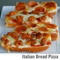Italian Bread Pizza – Friday Night Bites