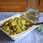 French Potato Salad, summer festivals