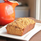 Streuseled Carrot Bread (The Leftovers Club)