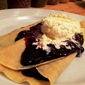 Summer Dessert Treat: Blueberry Crepes